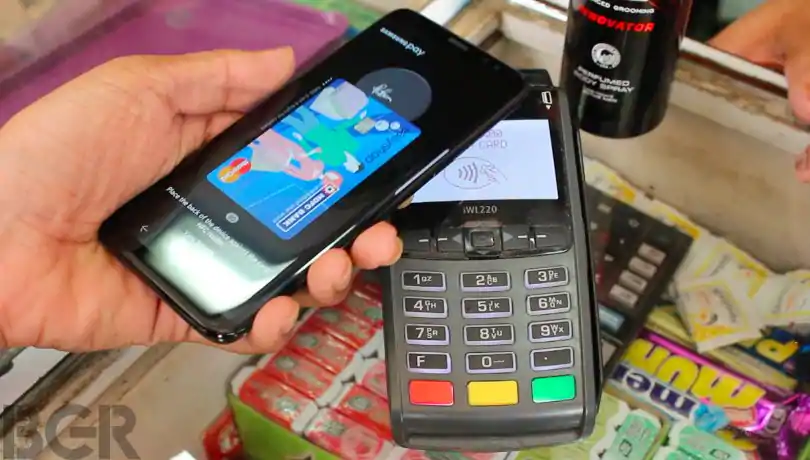 Using Samsung Pay