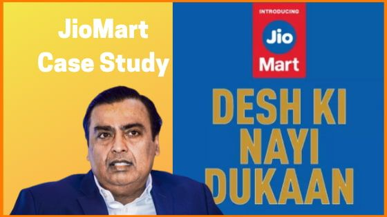 Mukesh Ambani's E-Commerce Industry Domination with JioMart