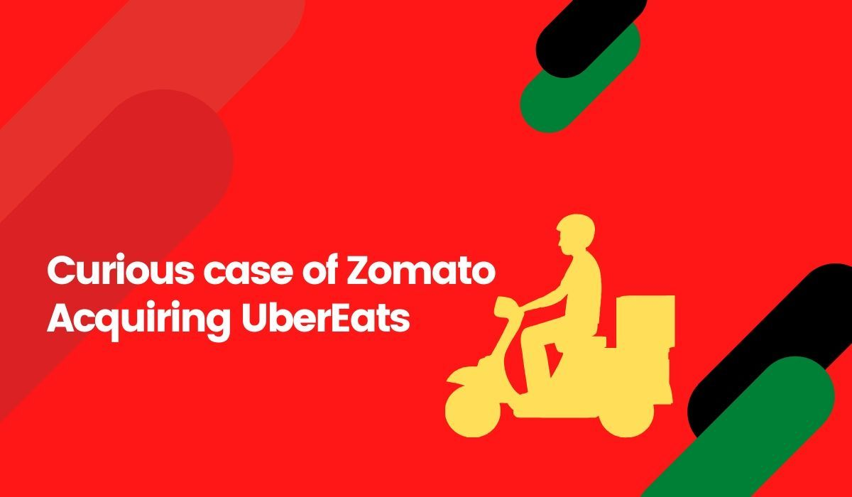 The Unpredictable Acquisition of Online Food Delivery