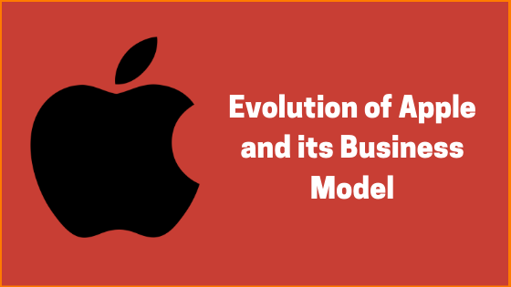 Evolution of Apple and Its Business Model