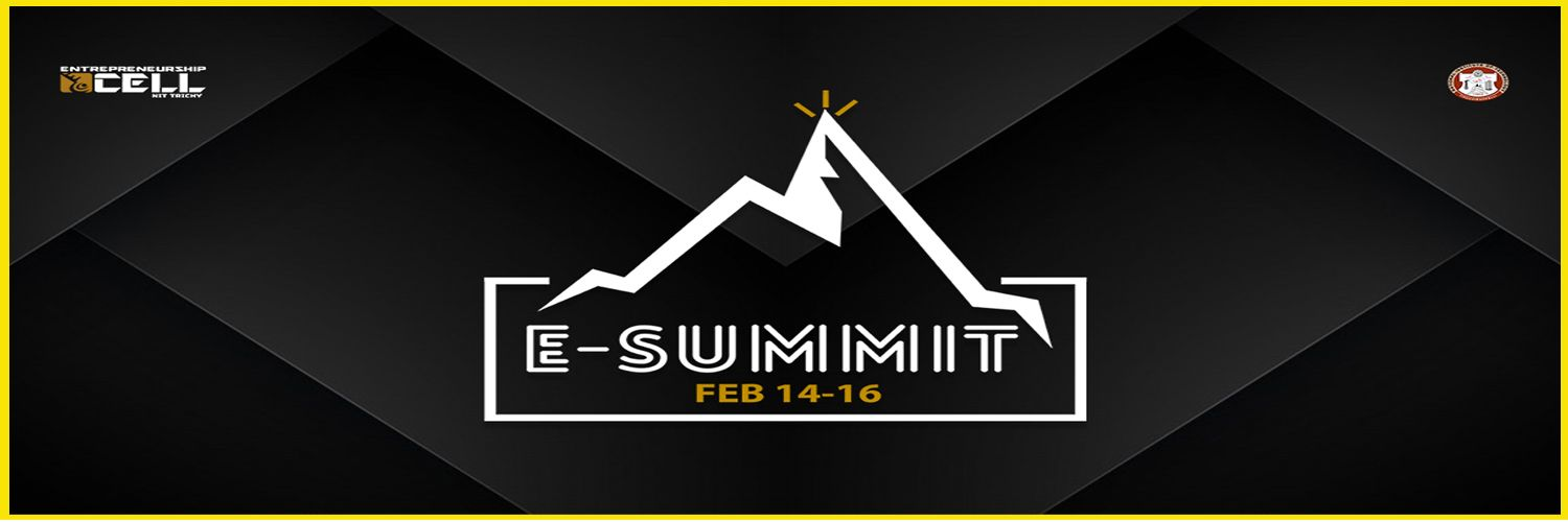 E-SUMMIT: A CONFLUENCE TO INFLUENCE