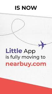 Little app has now fully moved to Nearbuy.com