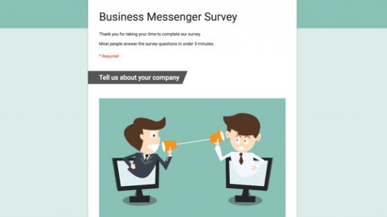 Chanty business idea validation survey