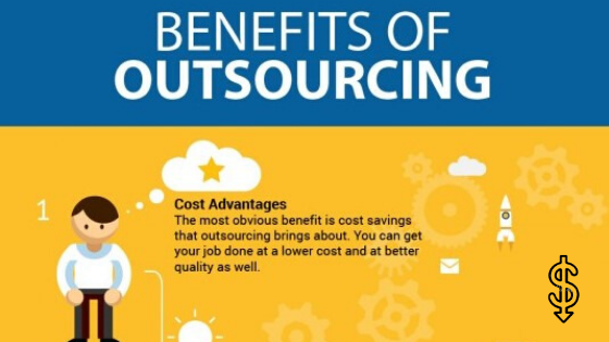 Outsourcing lower costs