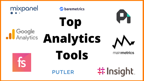 Top Analytics Tools for SaaS