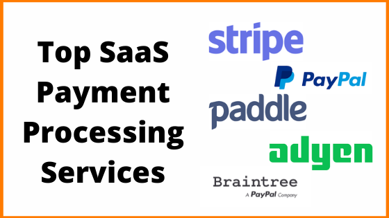 Top Payment Processing Software (SaaS)