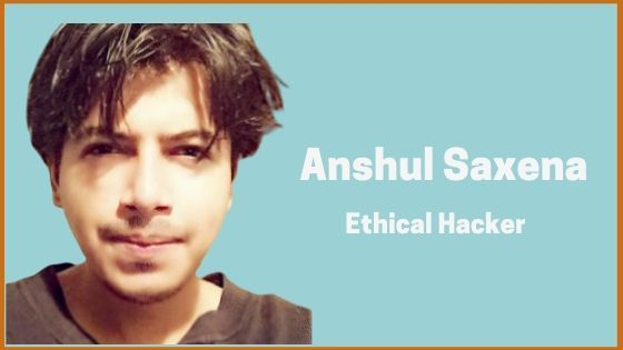 How Anshul Saxena Became Cyber Hero After Pulwama Attack