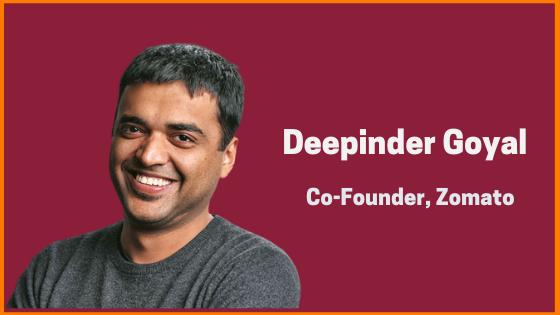 Deepinder Goyal: The Man Behind Our Favourite Hunger Saviour