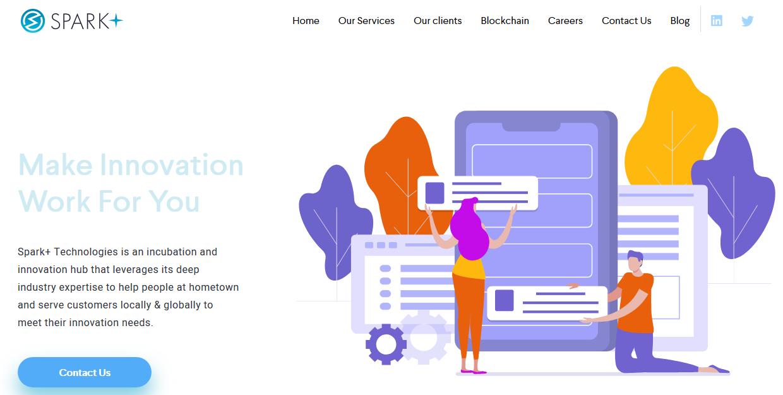 Spark+ Technologies -Goa startups