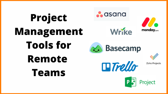 Project Management Tools for Virtual Teams