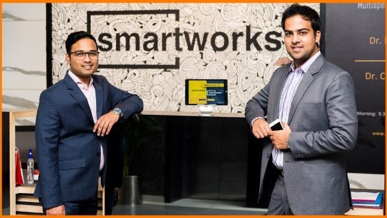 Neetish Sarda-Harsh Binani - Co-Founders