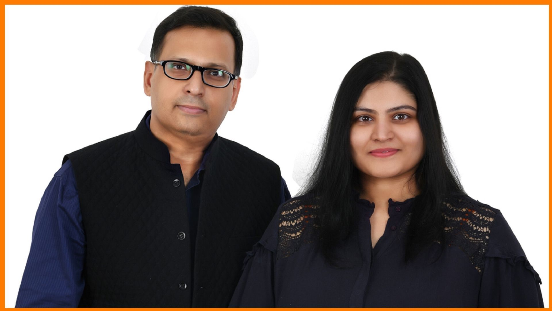 Sachin Kukreja and Nisha S Kukrejah are founders of Luxaire