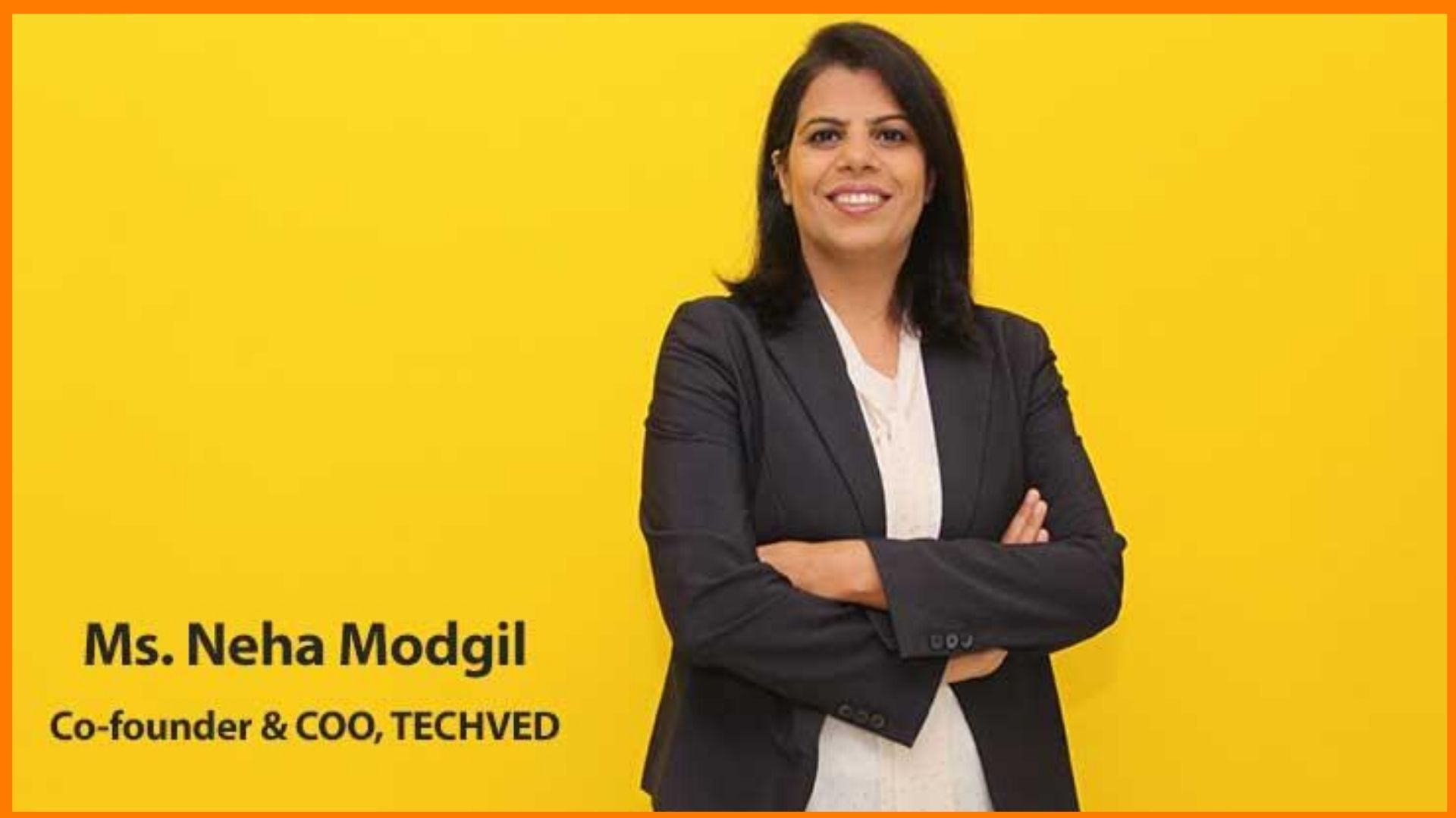 Neha Modgil | Co-founder and CEO of TAD Courses