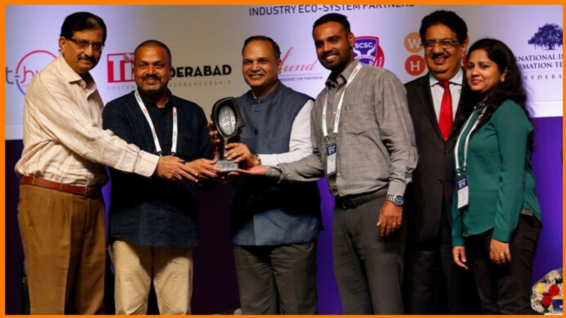 Anvayaa Kin Care bags the prestigious HYSEA Award 2019