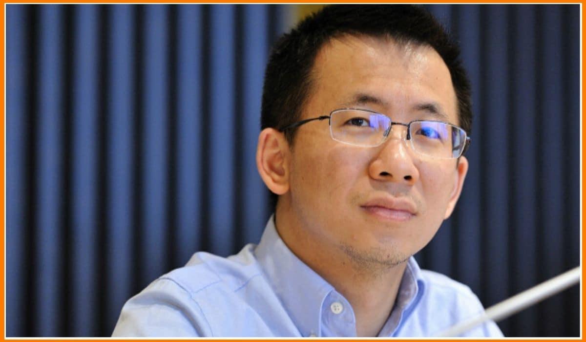 CEO of Tiktok