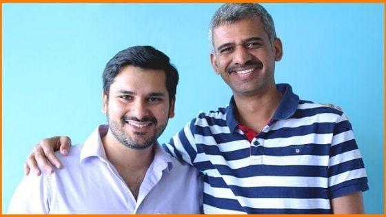 Tushar Vashisht and Sachin Shenoy