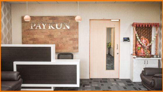 PayKun's office