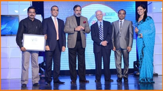 Chrysalis Founder, Chitra Ravi at The ET Now 'Game Changer of the Year Award', 2013