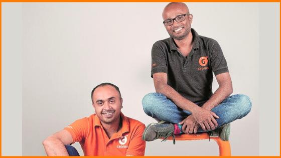 Albinder Dhindsa and Saurabh Kumar are Founders of Grofers
