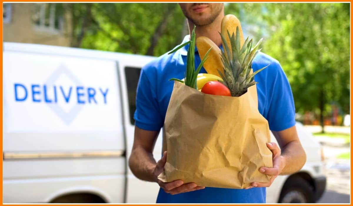 Online Grocer Delivery or E-grocer