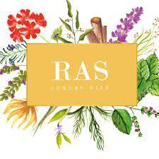 RAS Luxury Oils Logo