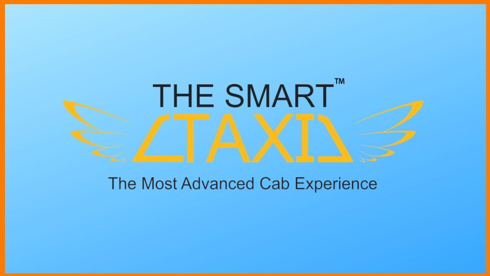 The SMART Taxi Logo