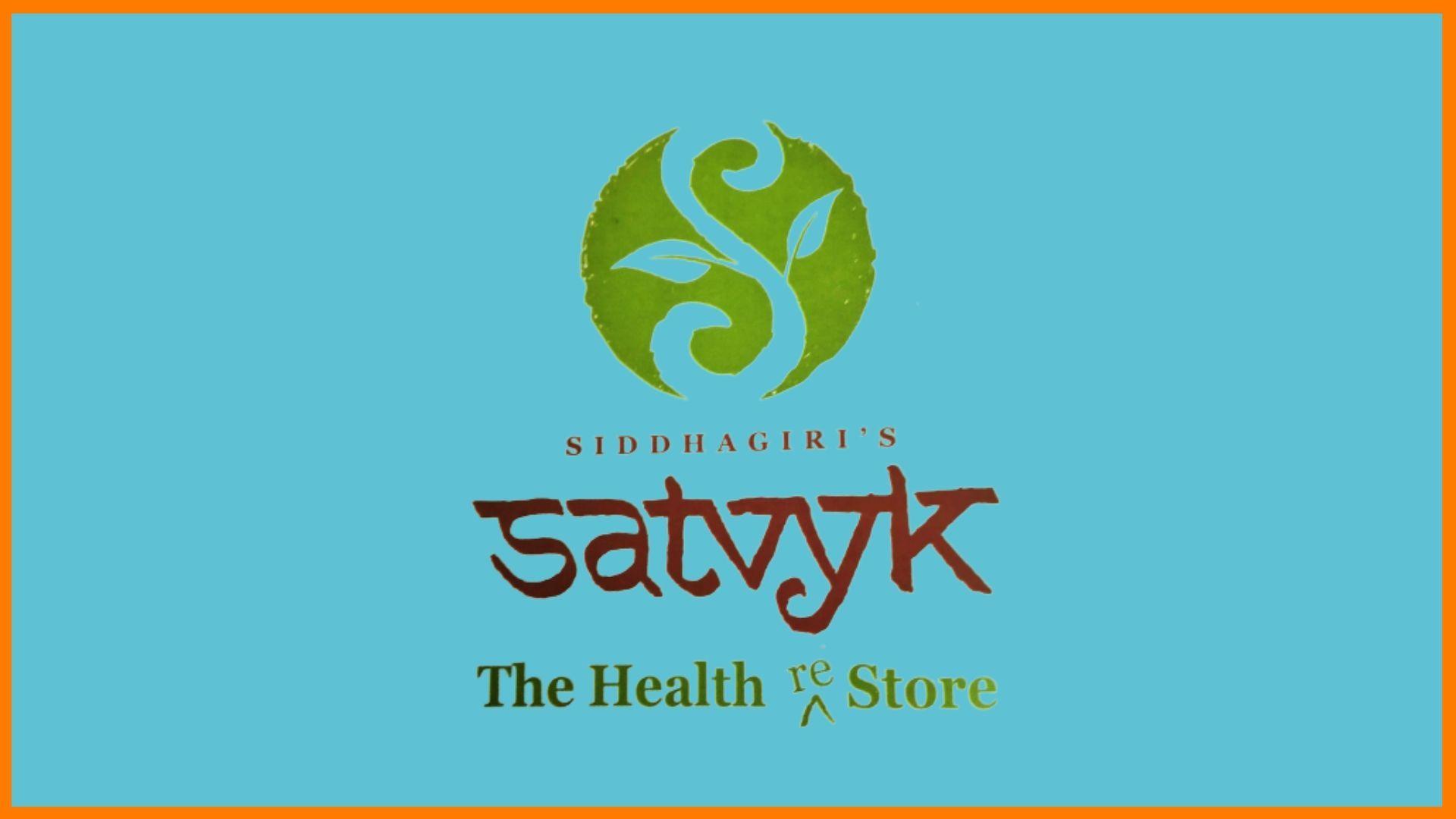 Siddhagiri's Satvyk Logo