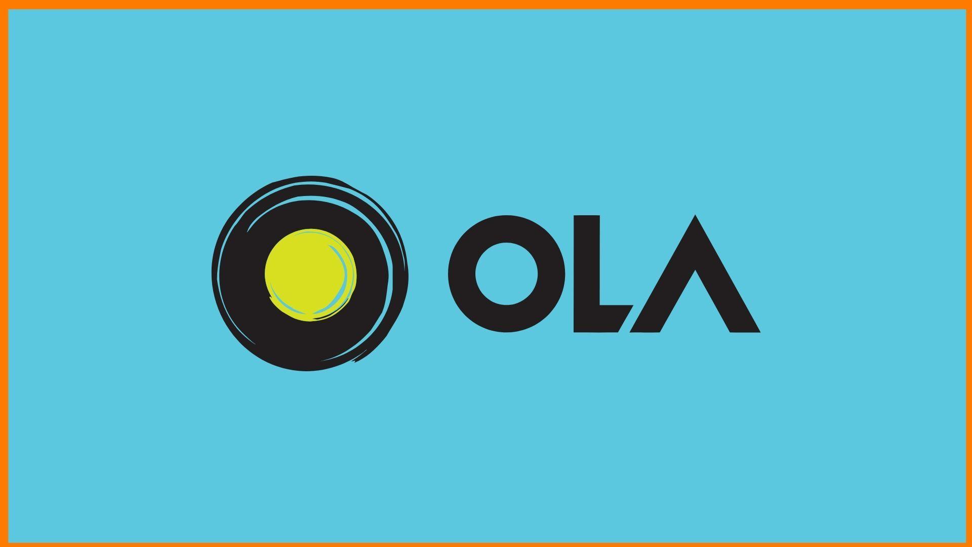 Ola Logo- StartupTalky