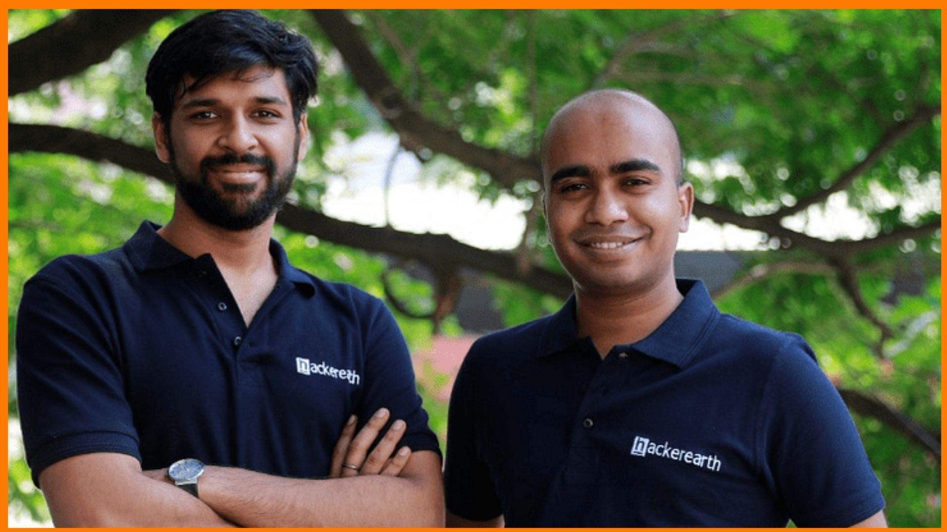 Sachin Gupta and Vivek Prakash are founders of HackerEarth