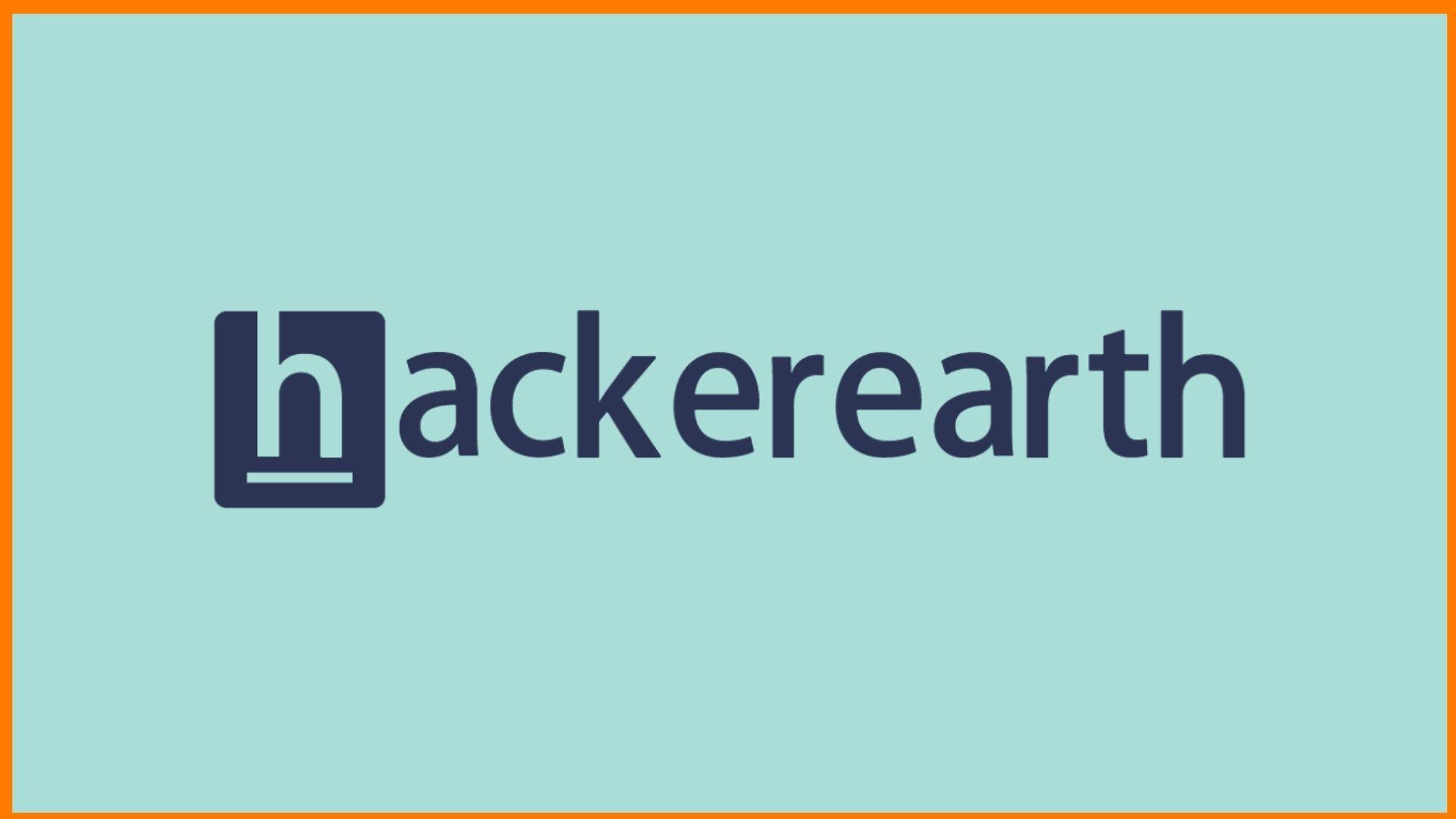 HackerEarth Logo