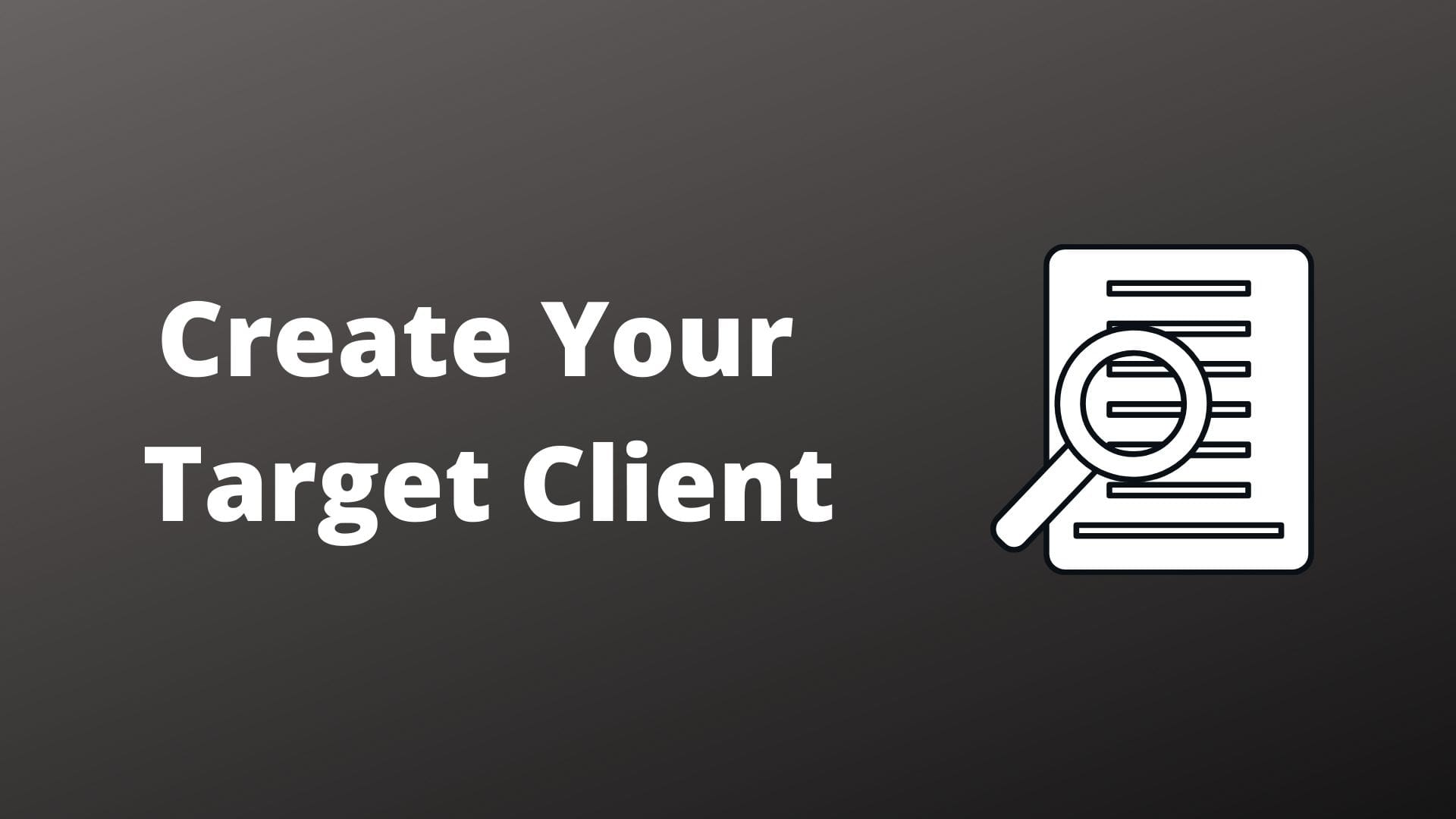Freelance Writer- Choose your Client