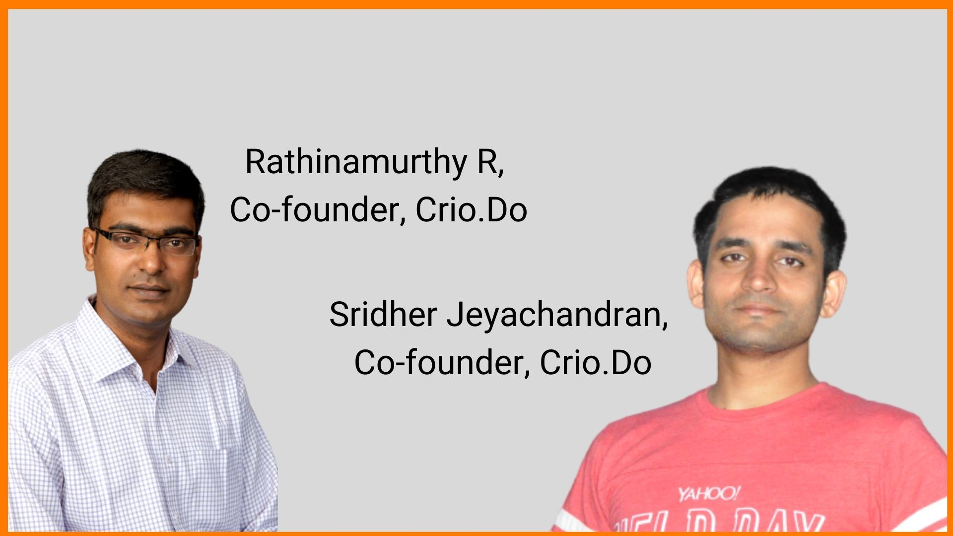 Founders of Crio.Do