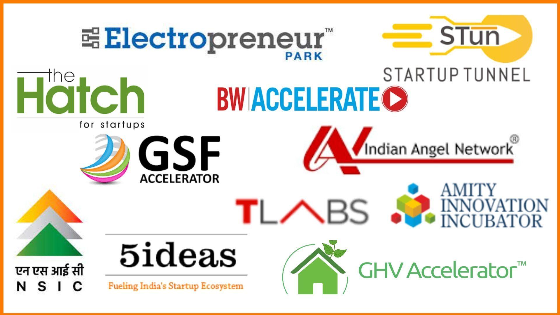 incubation centre in delhi