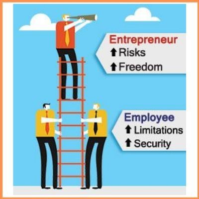 Job vs Entrepreneur
