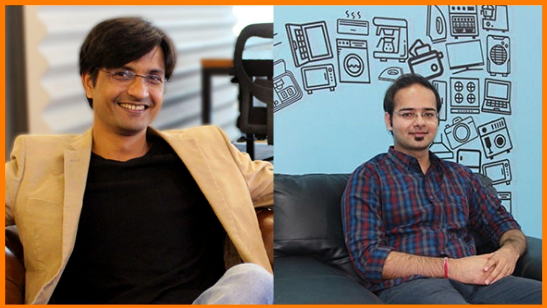 Khushnud Khan and Rishi Raj Rathore are Founders of Arzooo