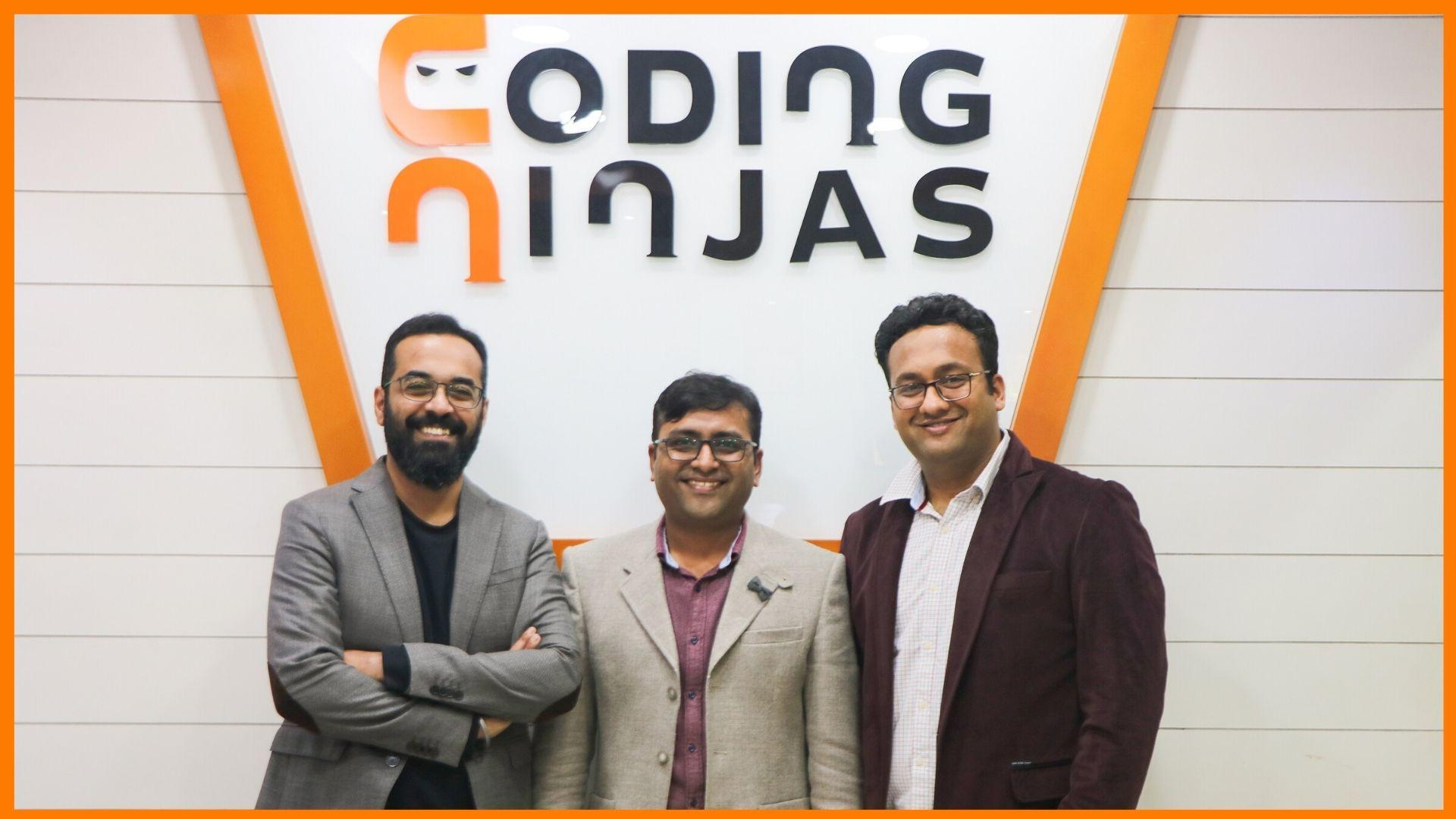 Founders of Coding Ninjas