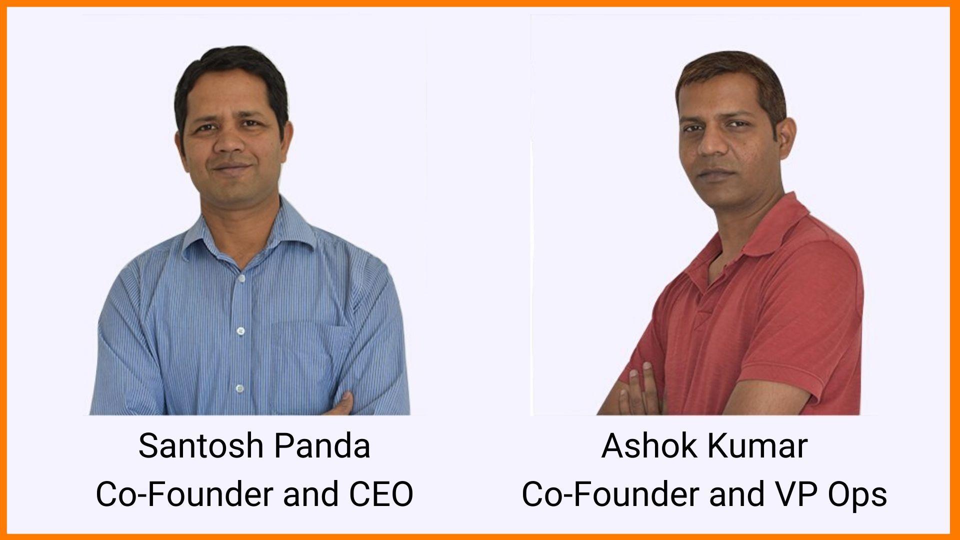 Co-founders of Explara