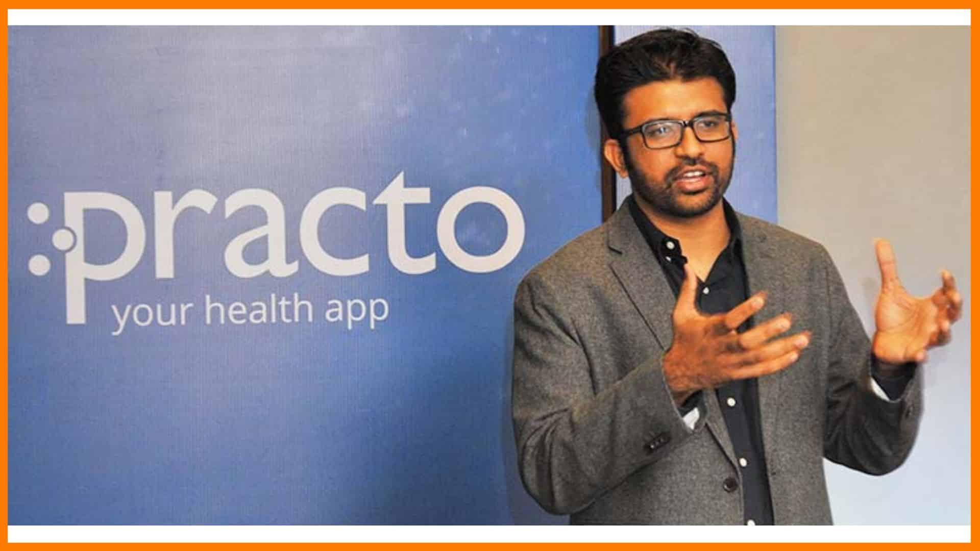Practo E-pharmacy App