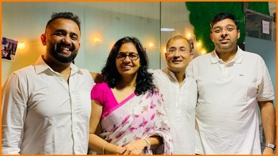 Chalo Founding Team