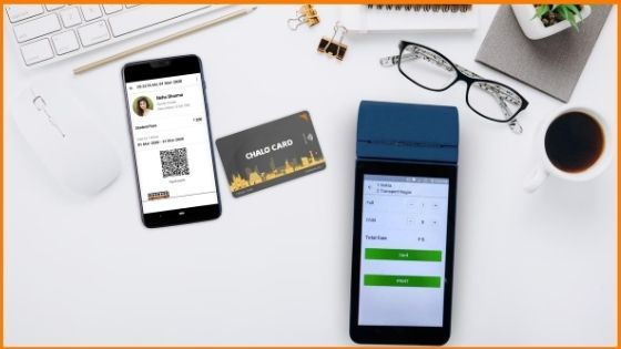Chalo Mobile Tickets / Mobile Passes and Chalo Card