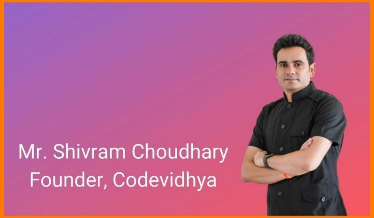 Codevidhya - Ed-Tech Startup Following the 'Learn by Doing' Approach!