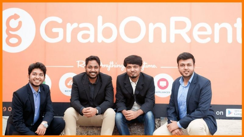 Founders of GrabOnRent
