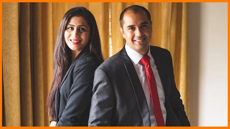Ghazal Alagh and Varun Alagh - Owners of Mamaearth