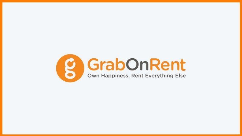 GrabOnRent Logo