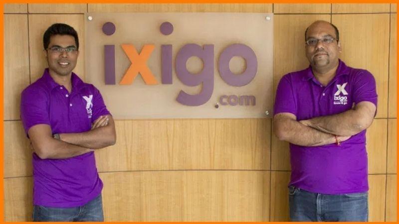 Rajnish Kumar and Aloke Bajpai are the Founders of Ixigo