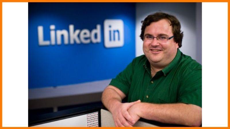 Reid Garrett Hoffman- LinkedIn