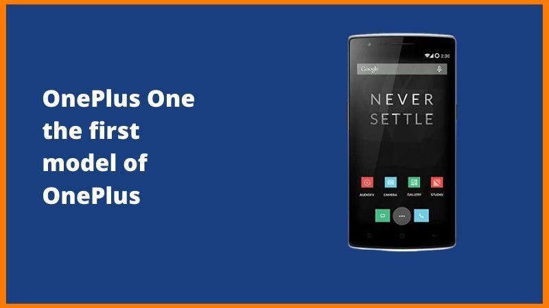 Production Model, OnePlus - OnePlus Case Study
