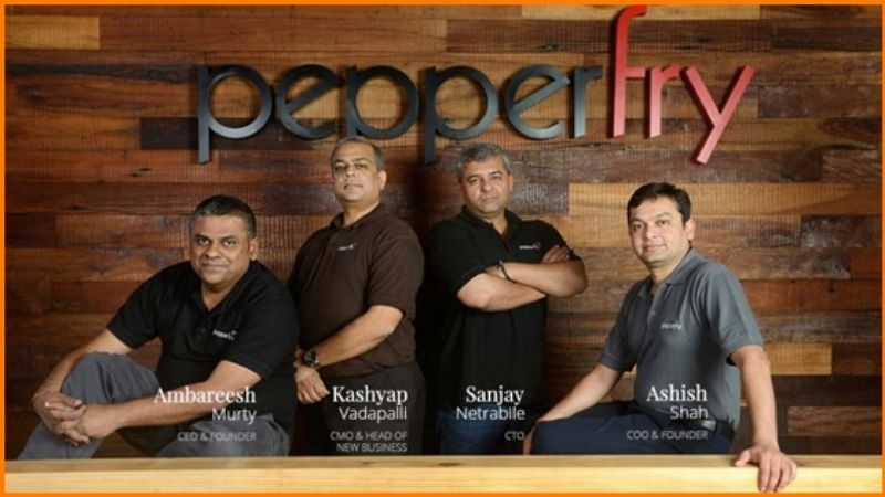 The Pepperfry Team