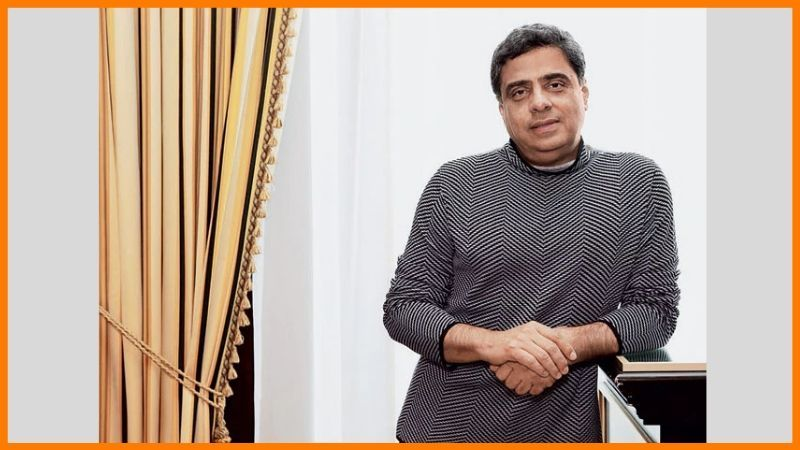 Ronnie Screwvala- founder and CEO of UTV Group