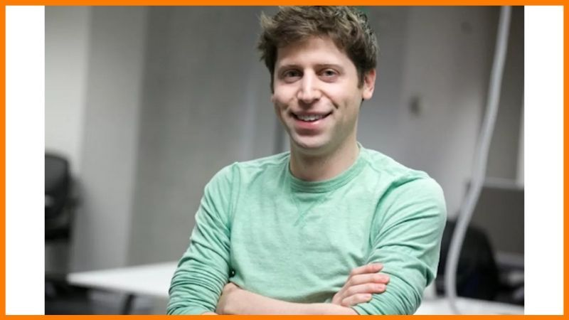 Sam Altman- president of Y Combinator and the present CEO of OpenAI.